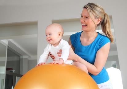 Bobath übungen Für Zuhause Baby