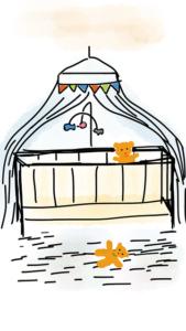 Babyzimmer einrichten bei Frühchen